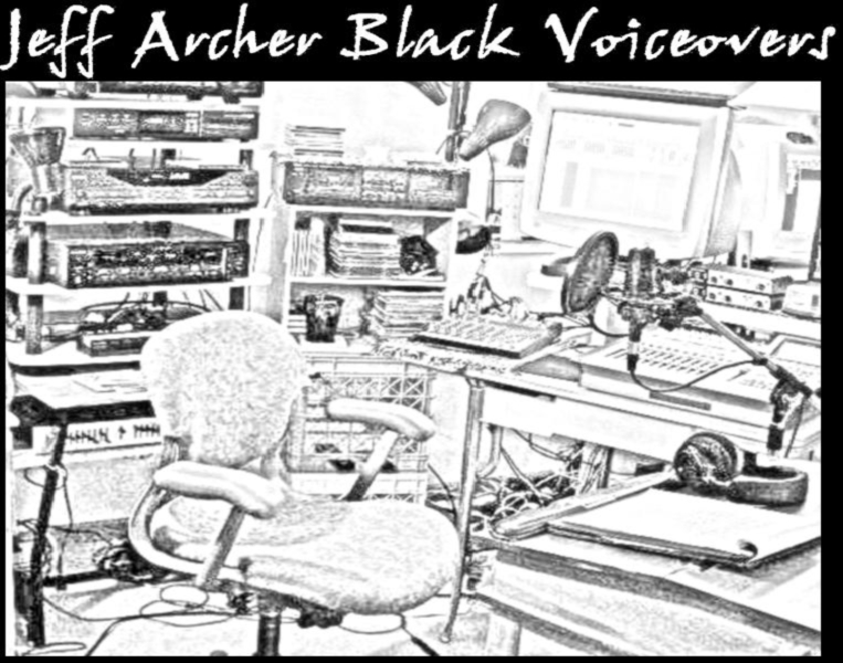 Jeff Archer Black Voiceovers